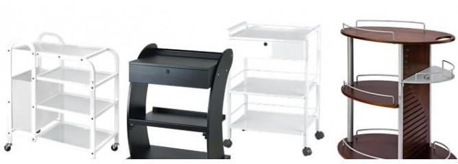 gu ridons en m tal ou en bois pour esth ticienne mfb. Black Bedroom Furniture Sets. Home Design Ideas