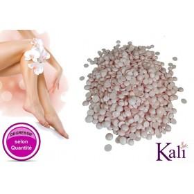 Cire à épiler rose en pastilles 1 kg