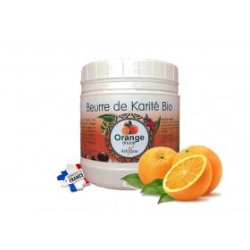 Beurre de Karité / Fleur d'Oranger