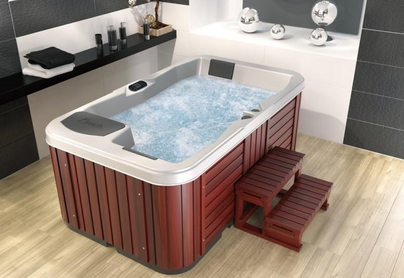 spa 2 places a200 pour collectivit s. Black Bedroom Furniture Sets. Home Design Ideas