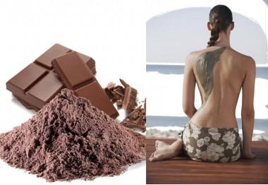 Enveloppement hydratant au chocolat 4 kg