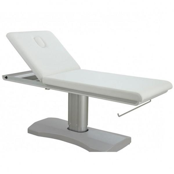 Table électrique pieds métal Hern