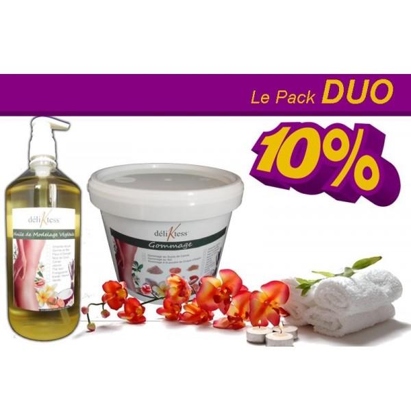 Pack Duo Fleur d'Oranger