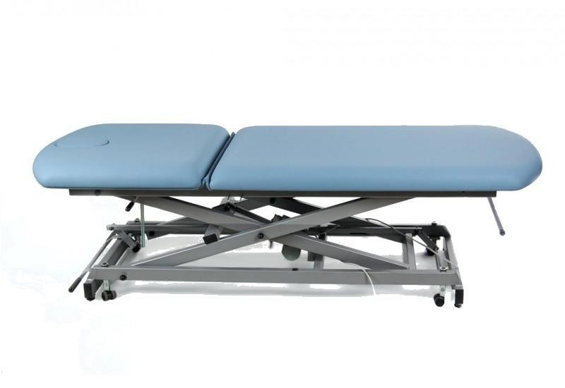 table de soins lectrique 2 plans. Black Bedroom Furniture Sets. Home Design Ideas
