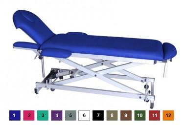 Table de soins électrique ostéopathe