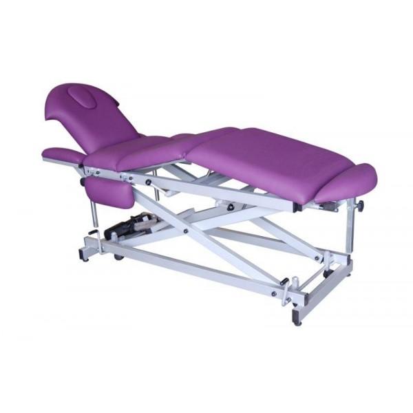 Table de soins électrique ostéopathe 2