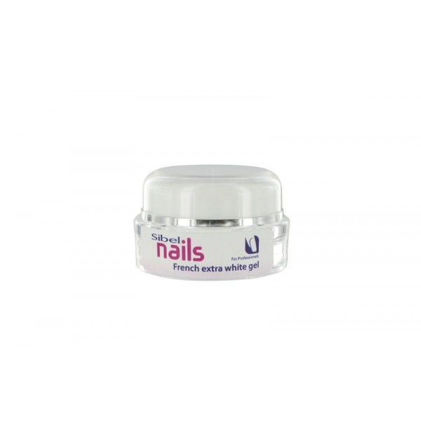 Gel Ultra white pour French