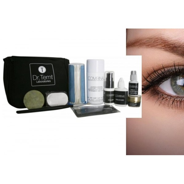 Mascara semi-permanent mini kit
