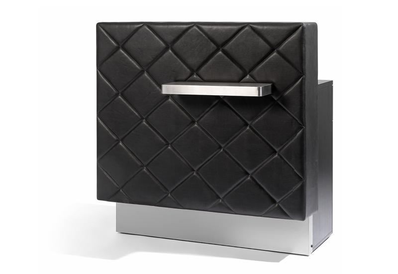 Caisse de r ception mod le fif - Comptoir caisse pour institut de beaute ...