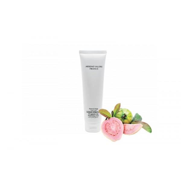 Masque hydratant à la goyave rose