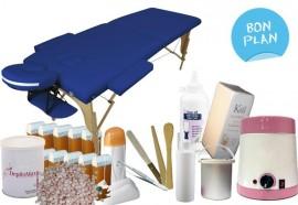 Kit Epilation Blanc
