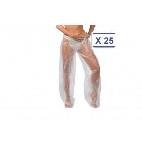 Pantalon jetable pour pressothérapie