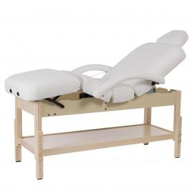 Table de soins en bois clair Brachi
