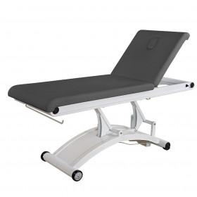 Table de massage électrique Cervic grise