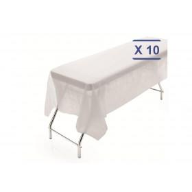 Serviettes - draps jetables100 x 150 spunlace