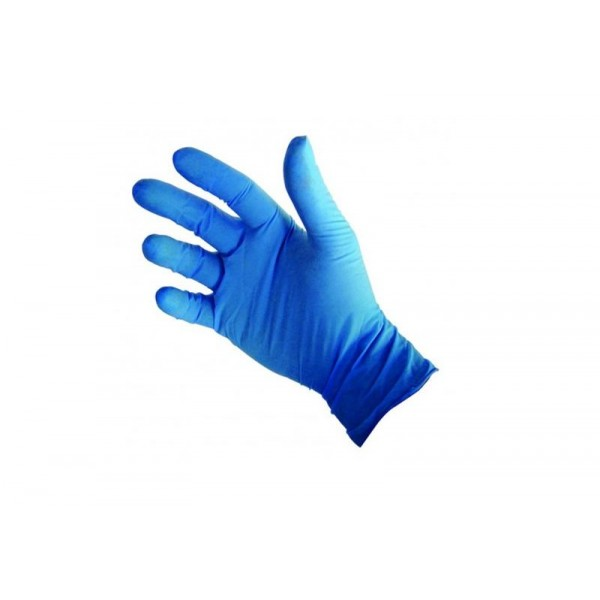 Gants nitrile medium