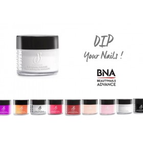 DIP Powder Clear 10 g de Beauty Nails