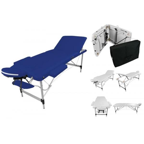 Table de massage portable couleur au choix