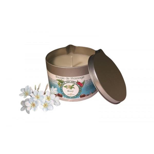 Bougies de massage 175 ml parfum Monoï