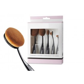 Kit 5 pinceaux de maquillage