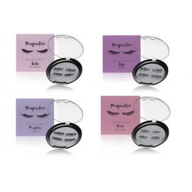 Faux Cils Magnétiques - 4 modèles au choix