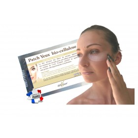 Patch yeux Bio cellulose