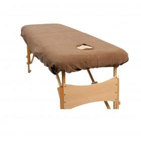 Housse éponge Moka pour tables portables