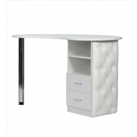 Table manucure Art design Blanche