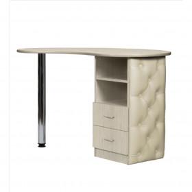 Table manucure Art design Bois clair