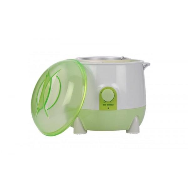 Chauffe cire vert