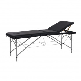 Table de massage pliante alu