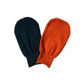 Gant de Hammam orange