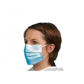 Masque protecteur bleu x 50