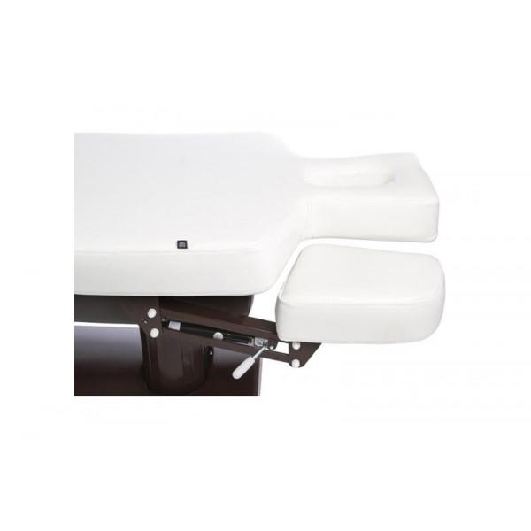 Table Spa 4 moteurs Marron