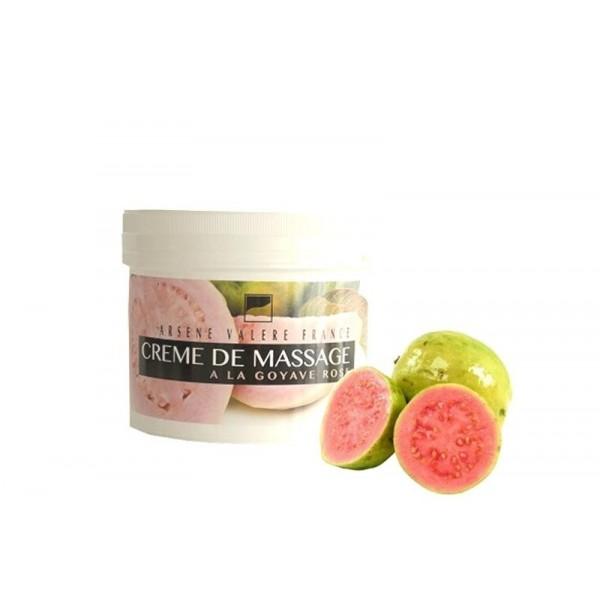 Crème de modelage Goyave Rose