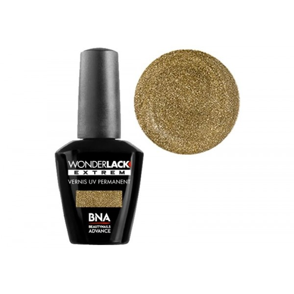 Wonderlack Extrem Golden Star Glitter