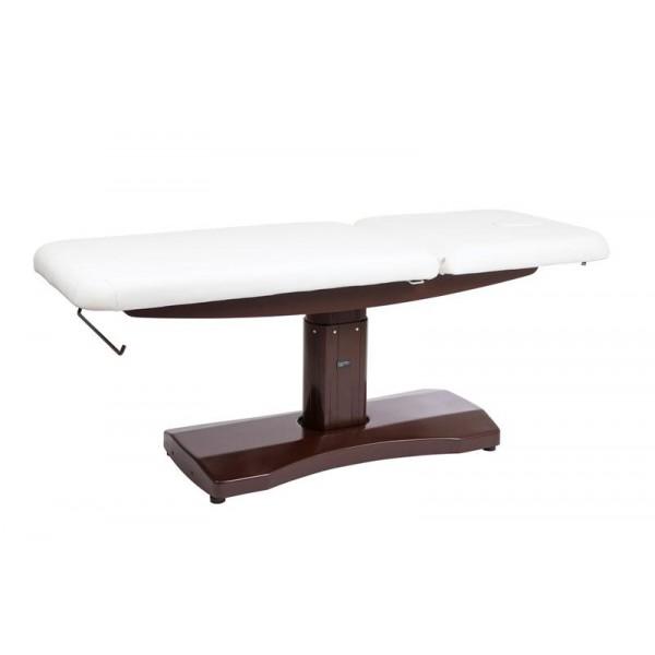 Table electrique en bois