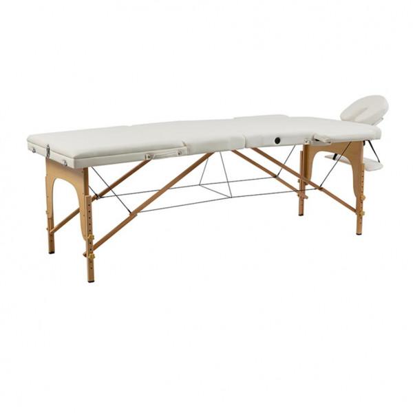 Table de massage pliante en bois