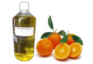 Huile Post-épilation aux H.E d'Orange 1 litre