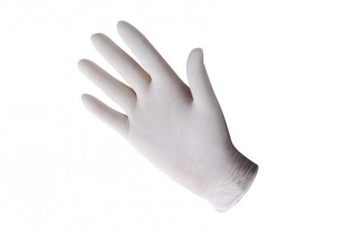 Gants latex small