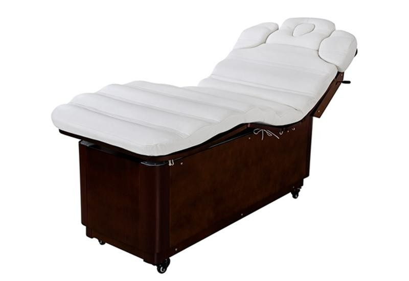 lit de soins en bois 3 moteurs sp cial spa au meilleur prix. Black Bedroom Furniture Sets. Home Design Ideas