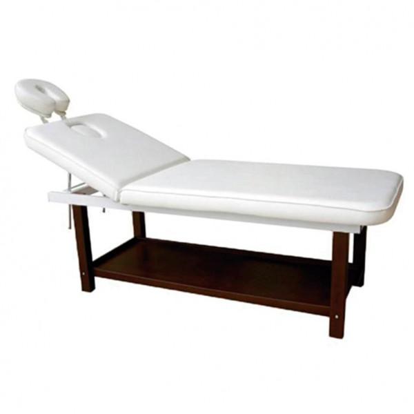 Table de massage wengé avec tétière Rombo
