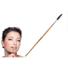 Goupillon à Mascara en Nylon Noir