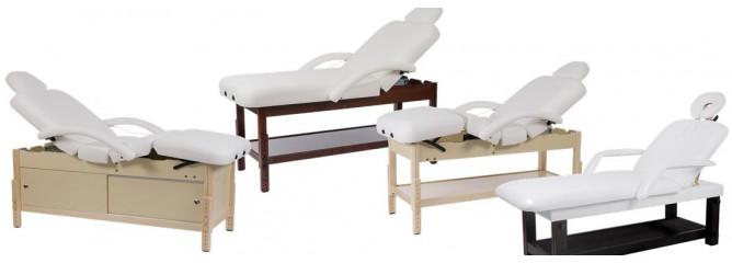 Tables de massage Fixes