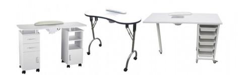 Tables et mobilier Manucure