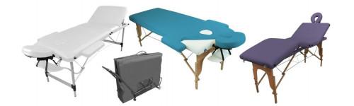 Tables de soins Portables et Pliables